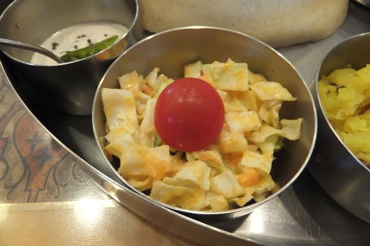 吹田・江坂 「チャトパタ」 北と南が味わえる隠れ家的なインド料理店!