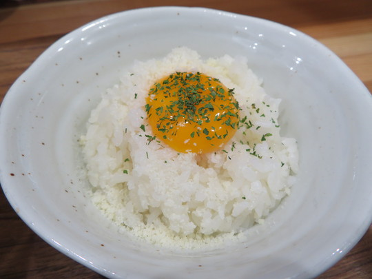 大国町 「らーめん砦」 まろやかで旨味が広がる担々麺とダンクライスのセット!