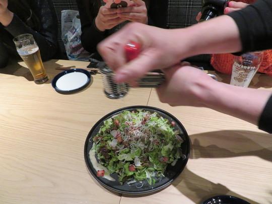 京田辺・松井山手 「KOKORO29(ココロニーキュー)」 KOKORO盛りラージはボリューム満点で大満足!