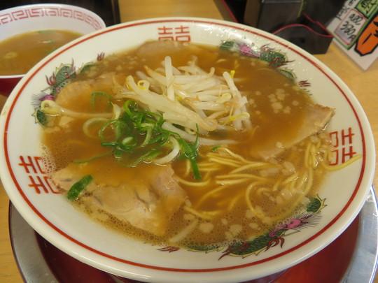 日本橋 「播州中華そば 播州屋」 甘めの醤油がベースの播州中華そばが頂けます!
