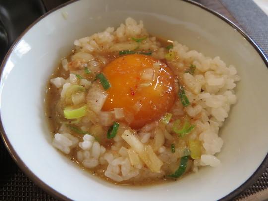 新大阪 「五山」 アゴ出汁が効いたあご出汁つけ麺!