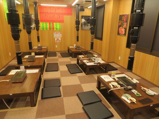 西成・天下茶屋 「板前焼肉 一斗 天下茶屋本店」 増設された2Fの新しい部屋で焼いてきました!