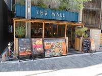 なんば・アメリカ村 「THE WALL(ザ・ウォール)」 デザイナーズ内装の洗練されたダイニング!