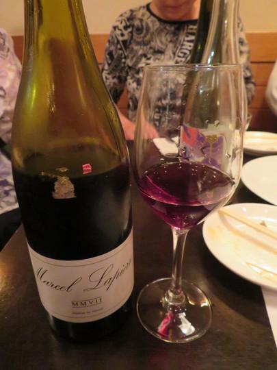 京橋 「Blanc(ブラン)」 全日本・食学会の交流会でナチュラルワインのお勉強!