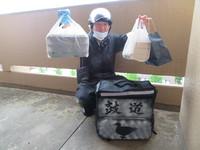 吹田・緑地公園 「鴨と醸し 鼓道」 絶品の鼓道の料理が配達して頂けて自宅で堪能出来ました!