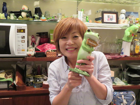 梅田・北新地 「ご飯と晩酌 北新地かえる」 ほっこり出来るおばんざいのお店!