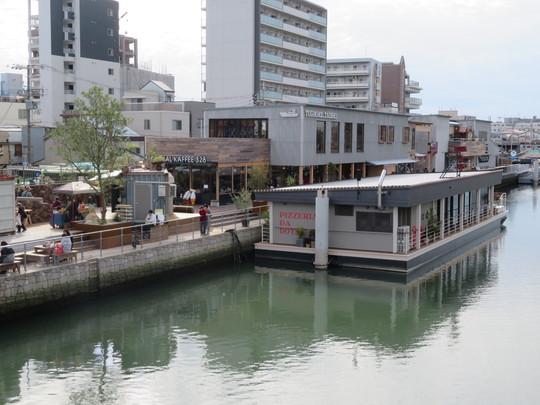 大正・タグボート大正 「KOBE  ENISHI 大正」 焼飛魚出汁が効いたジャパニーズだしヌードル!!