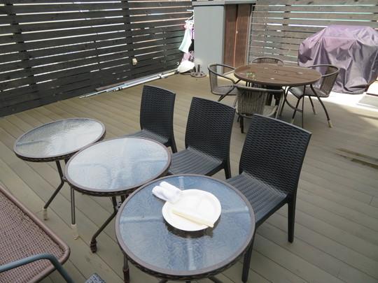 長堀橋・島之内 「肉ya!Burgers」 ホテルの屋上で豪華グランピングBBQパーティー!