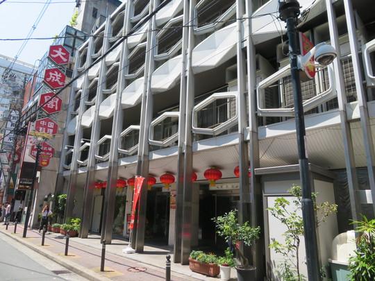 心斎橋 「大成閣」 大阪好っきゃ麺7 その14 トマトキムチ冷麺!