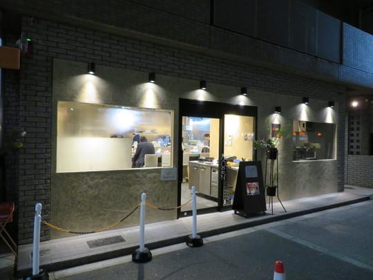 新大阪 「世界が麺と味噌で満ちる時」 甘味が広がる白味噌とかぼちゃで出来たカボソー(仮)!