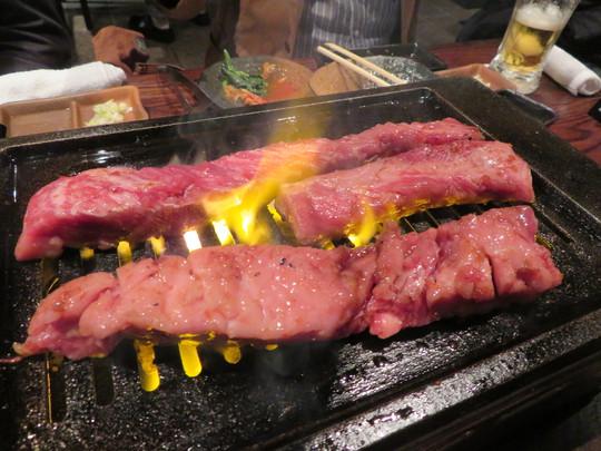 豊中・服部天神 「肉匠 豊乃(ぶんの)」 上質のおおいた豊後牛のコースがとても美味しく頂けます!