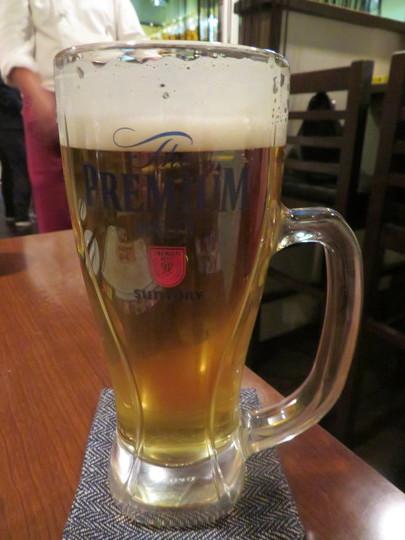 北・西天満 「渡鳥」 カリッと揚がった唐揚げはビールが進む逸品です!