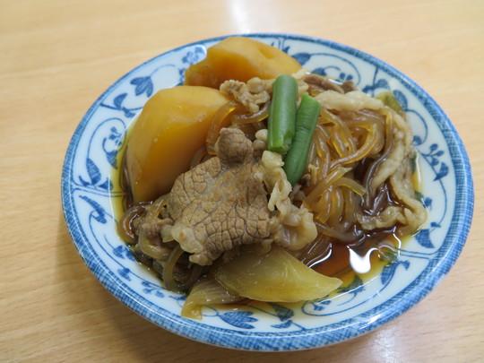 梅田 「大栄食堂」 肉じゃがとだし巻きを頂きます!