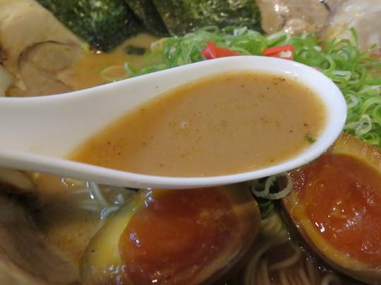 本町・瓦町 「ラーメン天真」 豪華でコクのある豚骨スープの天真大黒ラーメン!