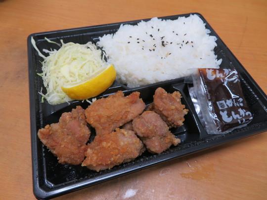 心斎橋・南船場 「とんかつがんこ」 とん平弁当と唐揚げ弁当をテイクアウトしました!