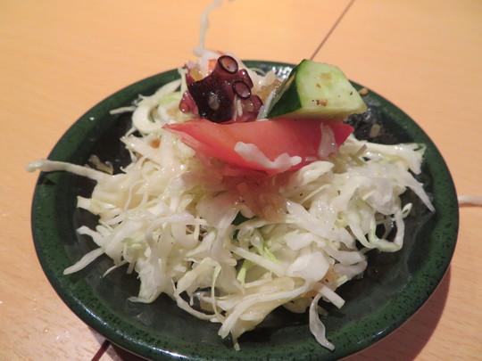 なんば 「福太郎 別館」 大阪を代表する大人気のお好み焼き店でお任せのコースを頂きました!