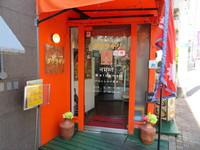 神戸・住吉 「ダウラギリ」 日替わりのキーマカレーなチーズナンのセット!