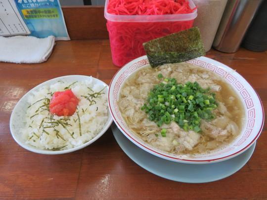 神戸・住吉 「しぇからしか」 思わず替玉でおかわりした濃い目の豚骨スープが旨い!