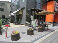 淀川・新大阪 「Cafe!ole!(カフェオーレ)」 デミオムライス・ランチBOXをテイクアウトしました!