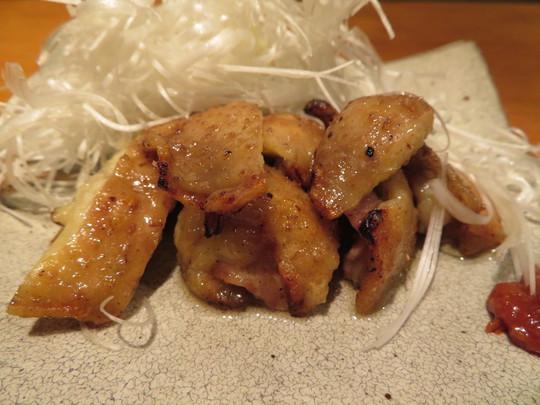 滋賀・堅田 「じどりや 穏座」 何回行っても感動の嵐の穏座カウンターのプレミアム淡海地鶏食べ尽くしコース!