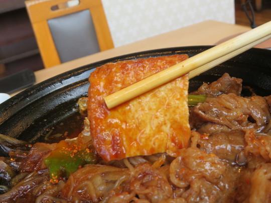 豊中・千里中央 「がんこ 千里中央店」 豪華で味わい深い牛すき定食!
