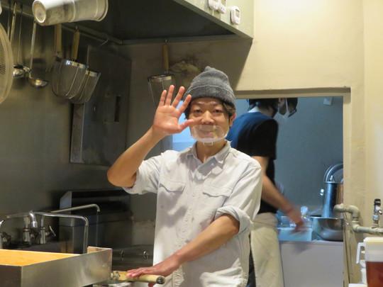 本町・久太郎町 「Udon Kyutaro」 讃州の牛すじトロトロのカレー出汁とコラボしたアニキのカレーうどん!