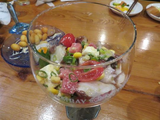 堺 「ジャポダイニング」 大阪グルメ探検部と番長の晩餐会とのコラボ企画を堪能しました!