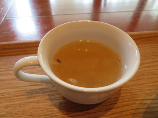玉造 「RiBorn(リボーン)」 大阪好っきゃ麺8 その10 にんにくたっぷりペペロンチーノ!
