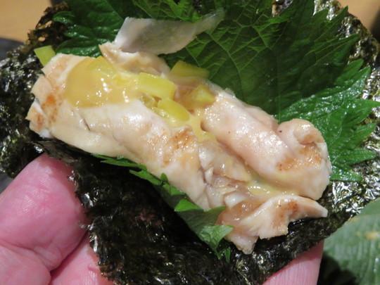 梅田・北新地 「焼鳥松明 TAIMATSU」 上質で洗練された比内地鶏のコースを頂きました!