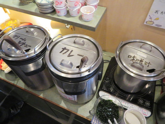 神戸・住吉 「とんかつ ながた園」 カキフライと一口カツが一緒に頂けるお得な定食!