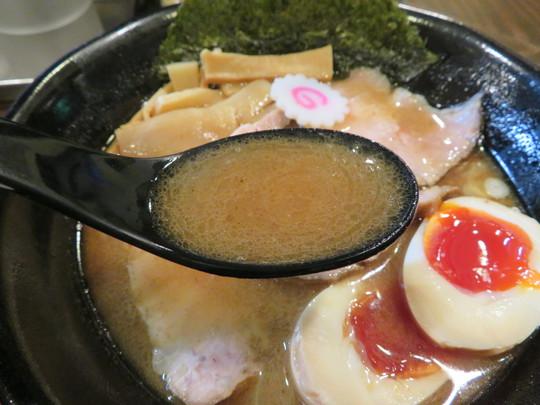 奈良・橿原 「麺屋 いちびり」 コクがあって旨い鶏豚骨魚介のまたおま系特製らーめん!