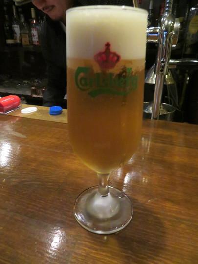 梅田・北新地 「サントリーバー樽」 軽く飲むのもガッツリ飲むのも両方使えるバーです!