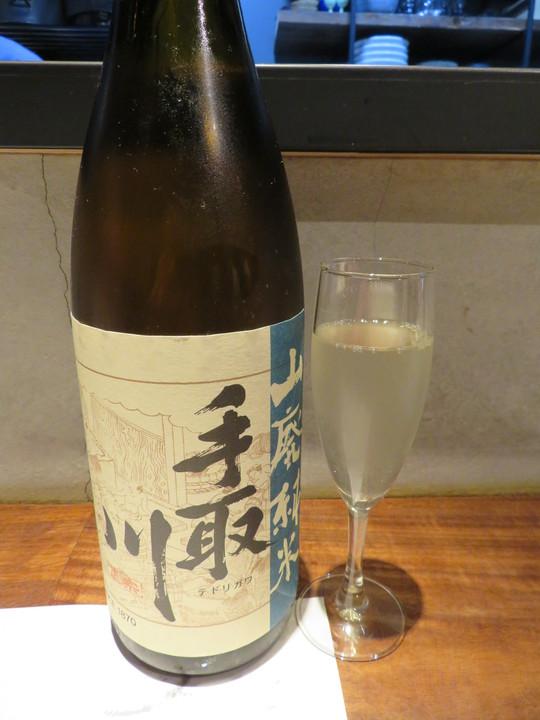 肥後橋・江戸堀 「SANSHU~讃州~」 讃ちゃんお任せコースを堪能してきました!