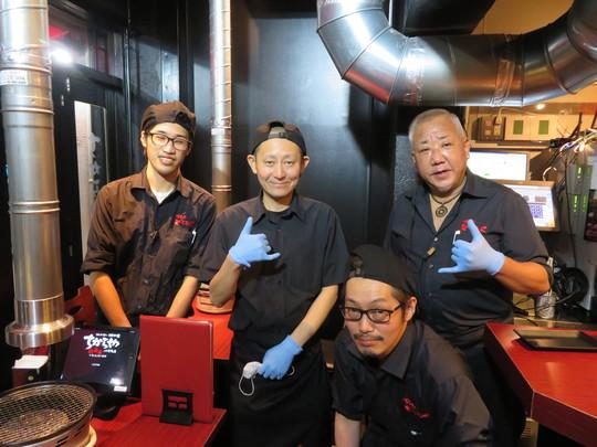 心斎橋・博労町 「ホルモン焼肉座 ちからや」 上肉もリーズナブルに頂ける焼肉店がオープンしました!