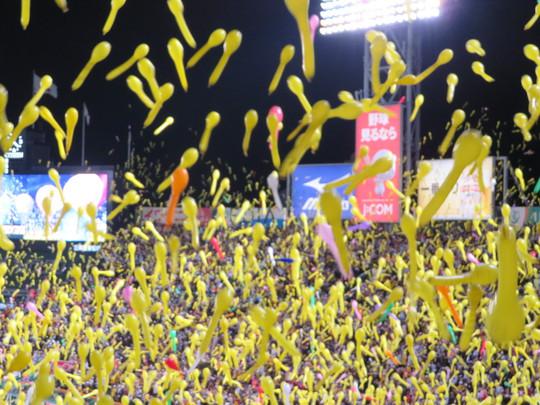 西宮・甲子園 「阪神 対 DeNA」 聖地開幕戦は大逆転で今シーズン観戦2連勝!