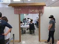 守口・京阪百貨店 「トイ・ボックス」 東京の6年連続ピブグルマンに輝くラーメンを頂きました!