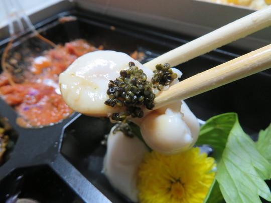 中央・長堀橋 「バガワーンカレー」 9種類のスパイス料理が入ったアラカルトをテイクアウトしました!