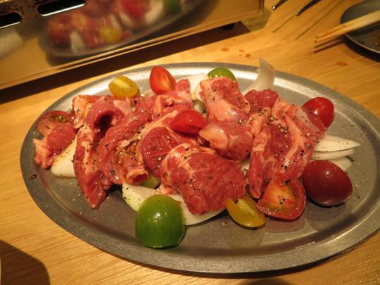 堺筋本町・備後町 「ラム肉家 MUU」 食べやすいラム肉がリーズナブルに頂けます!