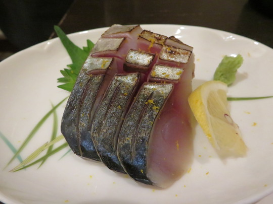 野田阪神 「肴時々酒 海市」 新鮮な海鮮と地酒のお店で舌鼓!