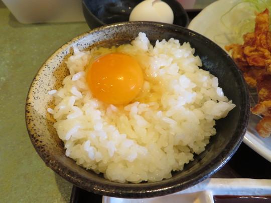 神戸・住吉 「とんかつ ながた園」 唐揚げをガッツリいける鶏唐揚げW定食!