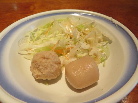 四ツ橋・南船場 「すし処 築地」 とてもお得なにぎり寿司と五島うどんのセット!!