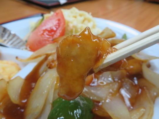 本町・船場センタービル 「中華料理 幸梅軒」 気軽に食べれるオフィス街の町中華で頂く酢豚定食!