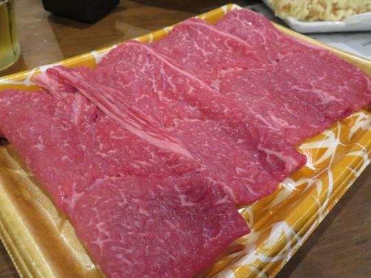 梅田・神山町 「讃岐うどん 今雪」 宮崎産黒毛和牛のすき焼きを食べながら今年のプロ野球を振り返りました!