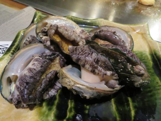 堺 「ぶりお」 絶品でお値打ちの鉄板焼コースを頂きました!