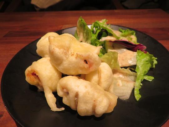 梅田・堂山 「四川・餃子バル PAO2(パオパオ)」 元日に家族でディナーを頂きました!