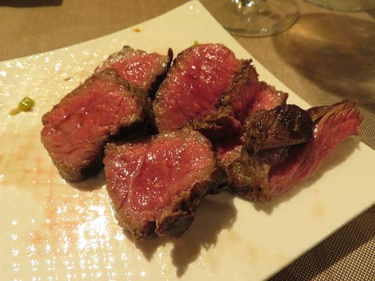 長堀橋 「肉ya!」 グランピングの予定が雨で場所を本店に移しての肉三昧!