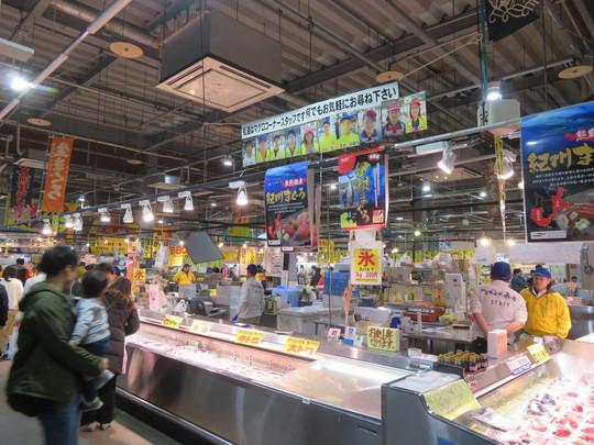 和歌山・白浜 「南紀白浜 とれとれ市場」 和歌山珍道中2 一大お土産施設で寄り道しました!