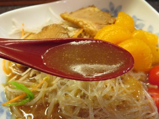 南堀江 「中華料理 若水」 暑い日はサッパリ冷麺が旨い!