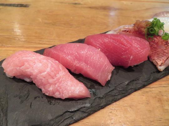 淀川・西中島 「立ち寿司 杉尾」 気軽にサクッと寿司が頂ける立ち寿司!