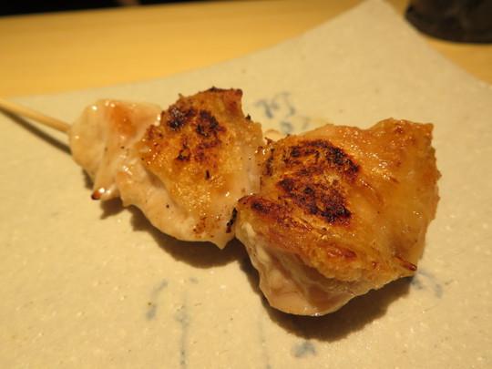 北浜・平野町 「やきとり温(あつ)」 鴨と鶏のお任せコースが堪能出来ます!